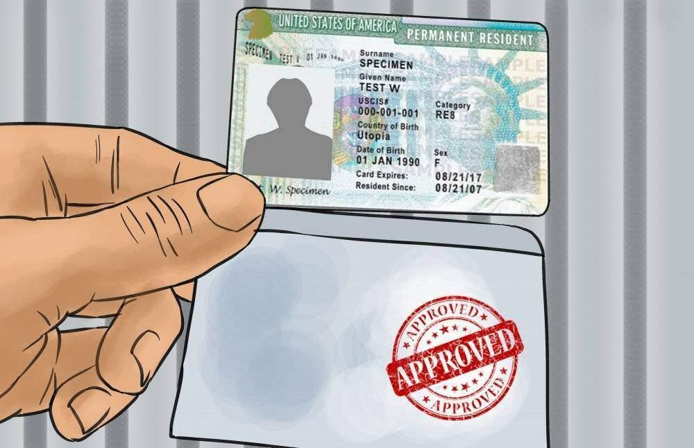 Phân biệt thẻ xanh Mỹ 2 năm và 10 năm