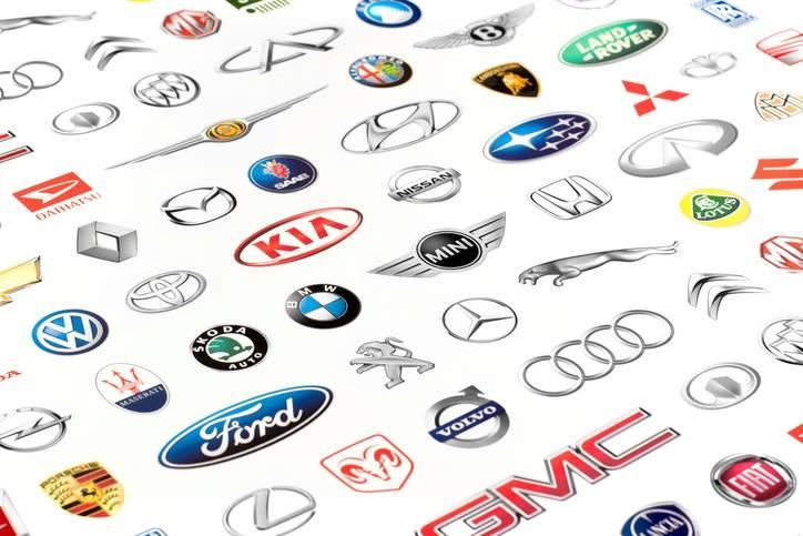 Logo các hãng xe ô tô nổi tiếng trên thế giới