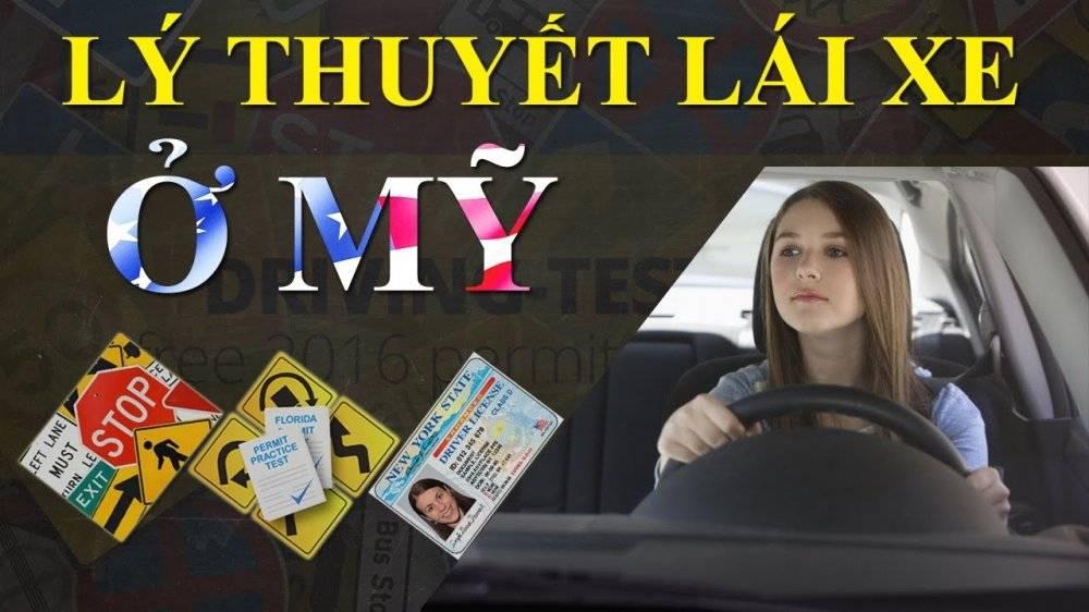 Sự thật phũ phàng người Việt thi lái xe ở California (Mỹ) 2019