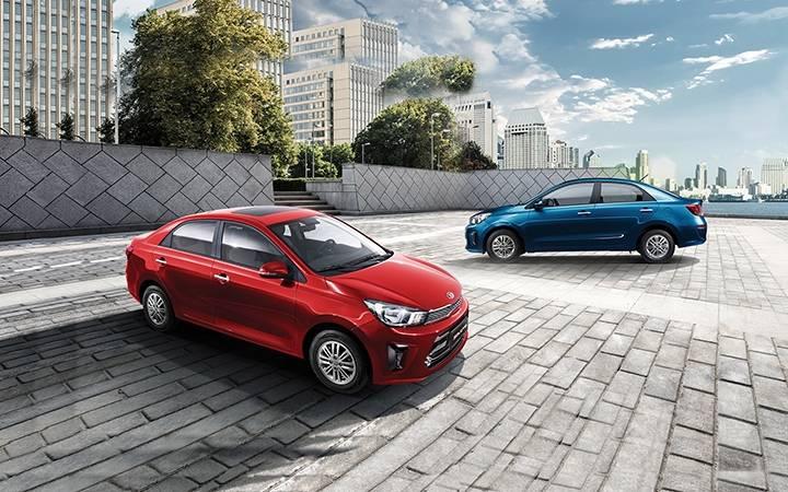 Xe sang hạng B Kia Soluto 2019 giá gần 400 triệu sắp ra mắt tại V