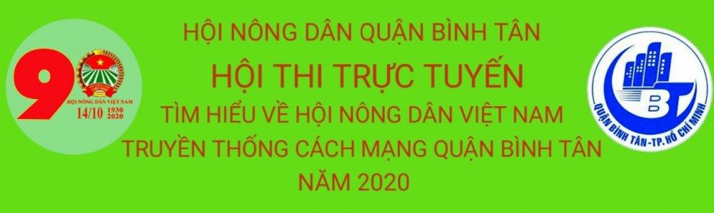 Thể lệ hội thi trực tuyến tìm hiểu HNDVN và Quận Bình Tân