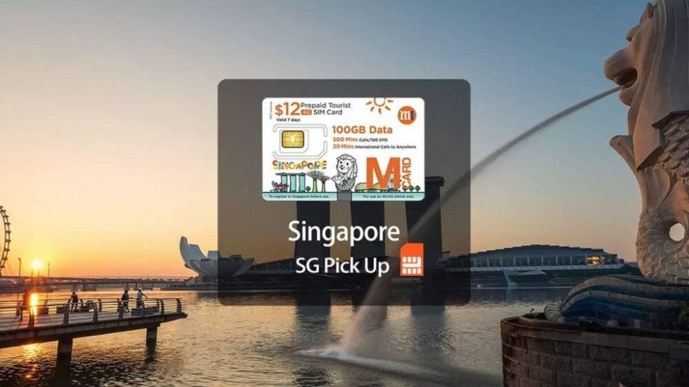 Lưu ý khi mua sim du lịch 4G Singapore tốt