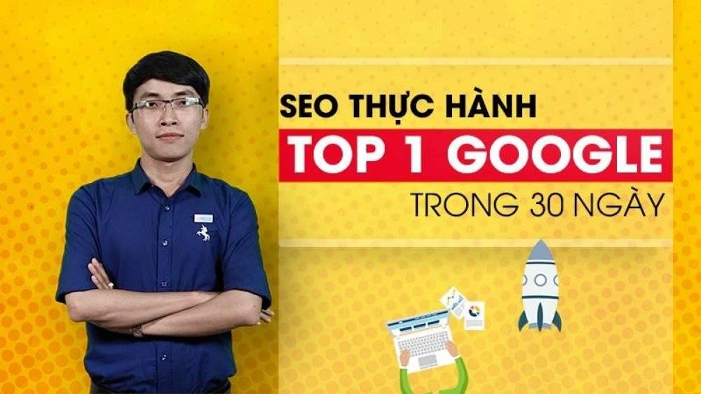 BÍ QUYẾT SEO LÊN TOP 1 GOOGLE HIỆU QUẢ TRONG 30 NGÀY