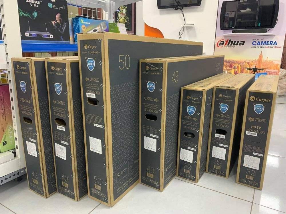 Đánh giá smart tivi Casper 43 inch 43FG5000