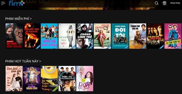 Đánh giá 7 ứng dụng xem phim oline tốt nhất trên smart TV