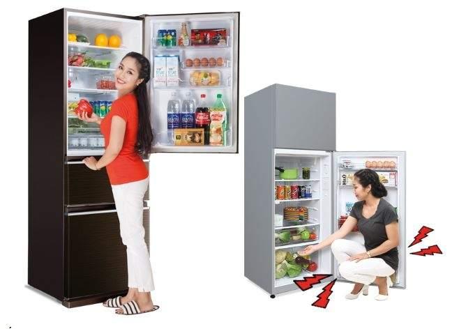 Nguyên nhân tủ lạnh mới hay bị nóng 2 bên, cách khác phục nhanh