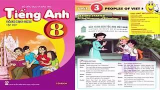 BT TIẾNG ANH 8 UNIT 3