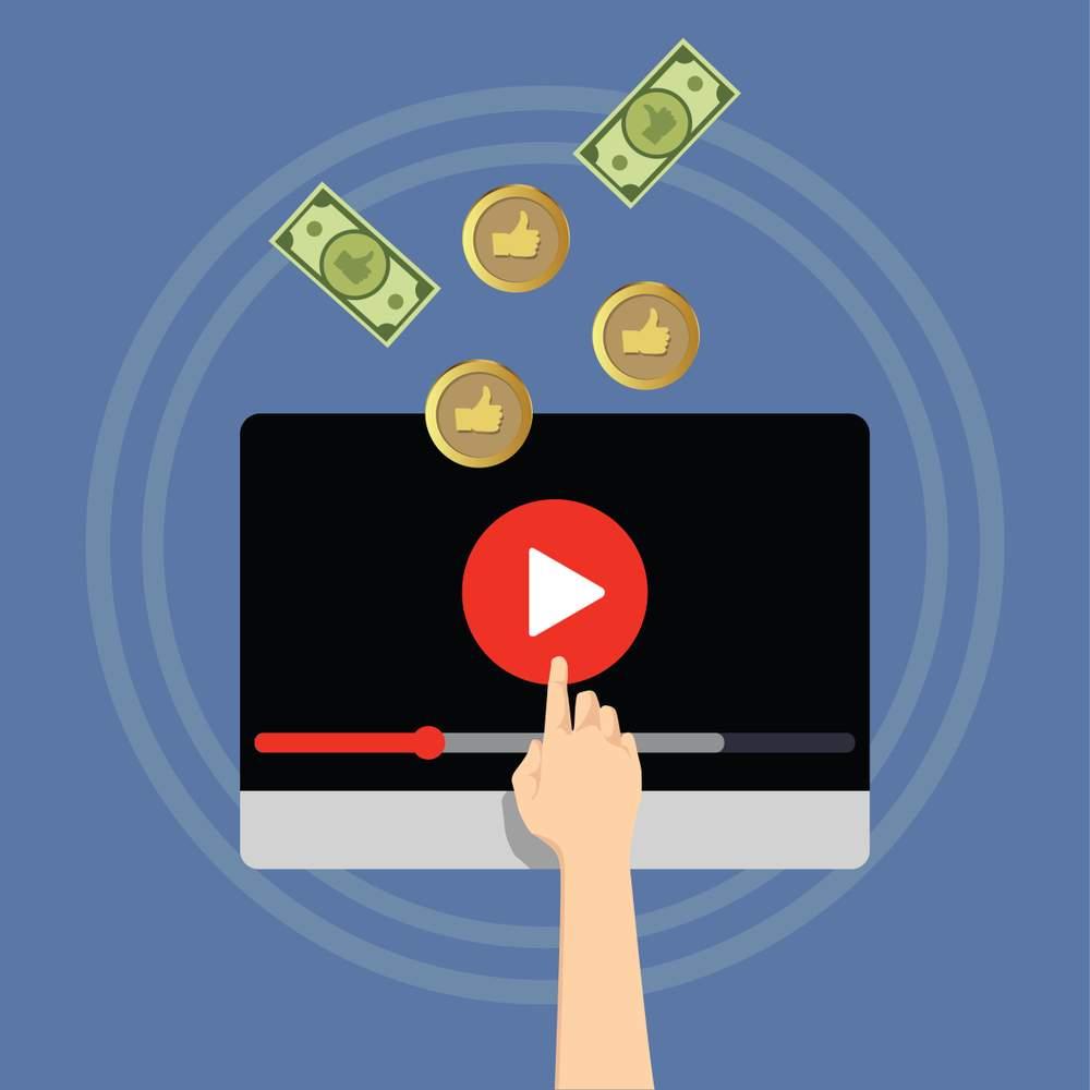1000 view trên Youtube được bao nhiêu tiền Việt Nam?