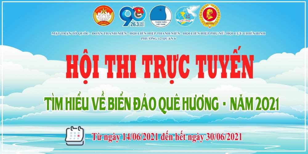 Hội thi về biển đảo quê hương