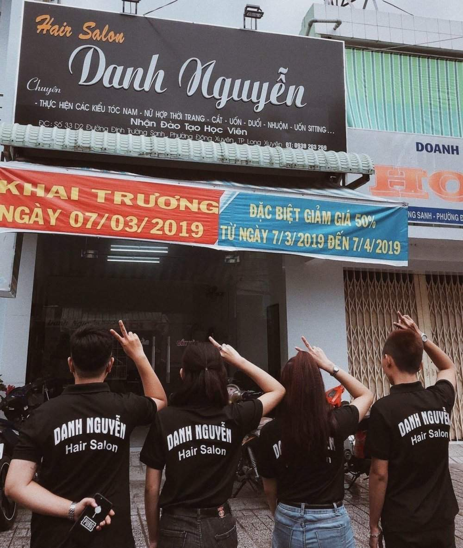 Hair salon Danh Nguyễn
