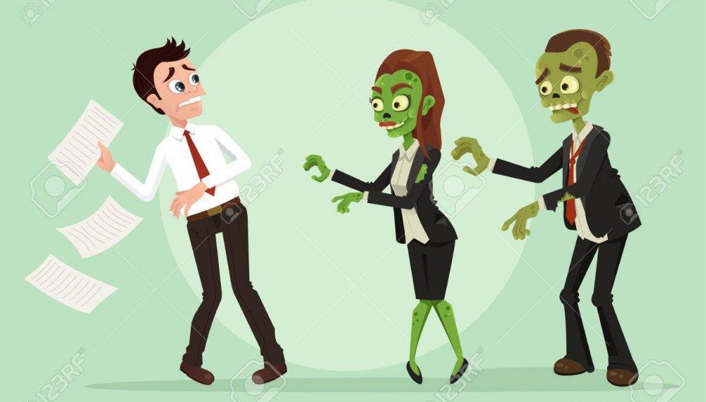 """Giải quyết thế nào với những """"Zombie công sở"""""""