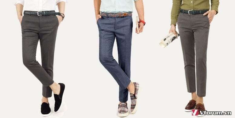 Hướng dẫn cách chọn size quần cho Nam và Nữ.