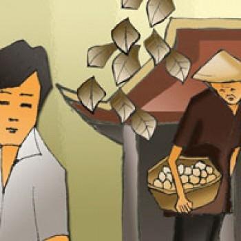 Hoàn cảnh ra đời Đò lèn của Nguyễn Duy