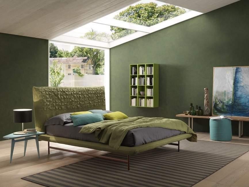 Lưu ý thiết kế: Màu xanh xám trong trang trí nội thất