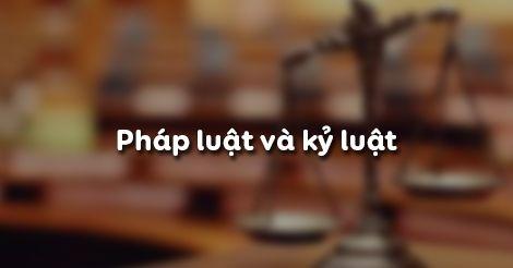 Giải bài tập SGK GDCD 8 bài 5: Pháp luật và kỷ luật