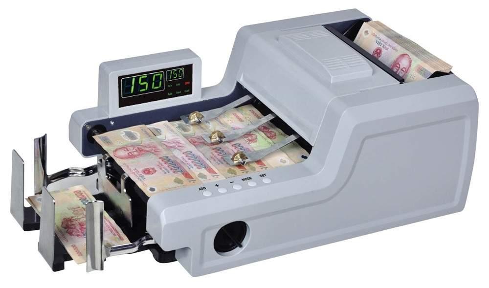 Máy đếm tiền là gì? Những điều nên biết về máy đếm tiền