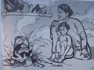 Cảm nhận về bài thơ Bếp lửa của Bằng Việt