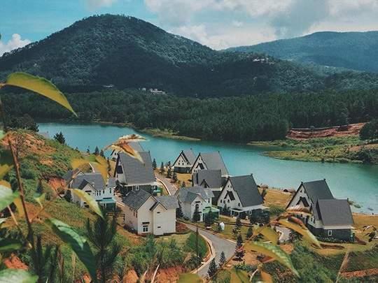 Check in ngôi làng châu Âu thu nhỏ giữa lòng Đà Lạt