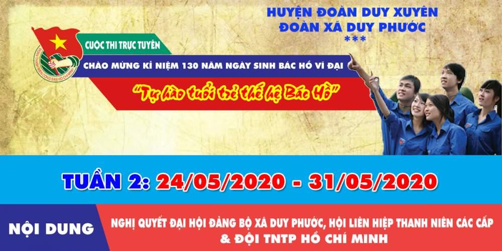 Nghị quyết Đại hội đại biểu Đảng bộ xã Duy Phước lần thứ XIV