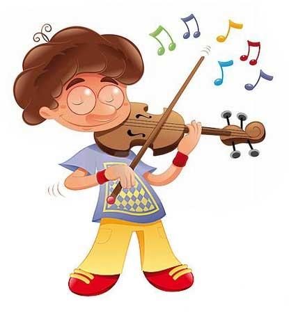 Những lợi ích tuyệt vời khi trẻ được tiếp xúc với âm nhạc sớm.