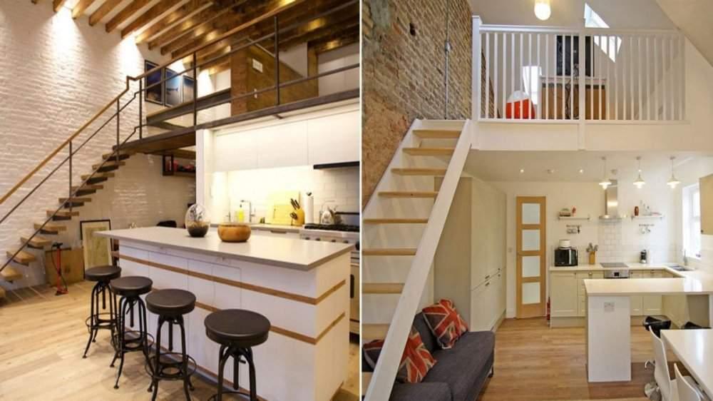 Căn gác lửng: Giải pháp hoàn hảo cho ngôi nhà cấp 4 chật hẹp