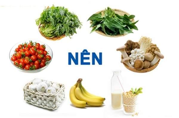 Những thực phẩm người bị cao huyết áp nên tránh