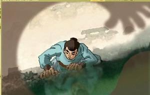 Phân tích đoạn thơ: Lục Vân Tiên gặp nạn