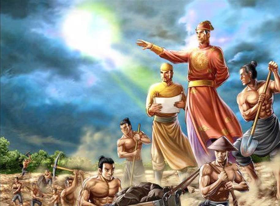 CHỨNG MINH BÌNH NGÔ ĐẠI CÁO CỦA NGUYỄN TRÃI LÀ ÁNG THIÊN CỔ MẪU 1