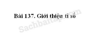 Bài 3 trang 62 VBT Toán 4 Tập 2