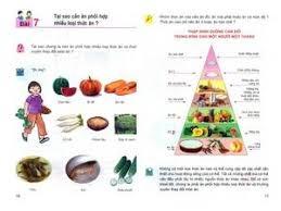 Bài 7: Tại sao cần ăn phối hợp nhiều loại thức ăn ?