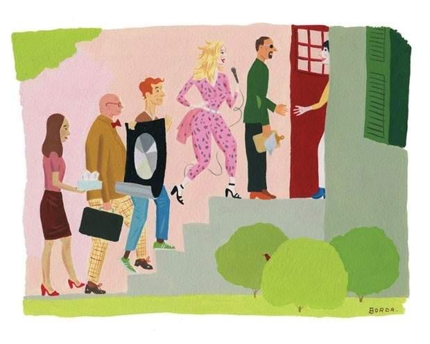 29 câu giao tiếp khi mời khách đến nhà