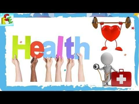 Từ vựng tiếng Anh chủ đề Sức khỏe