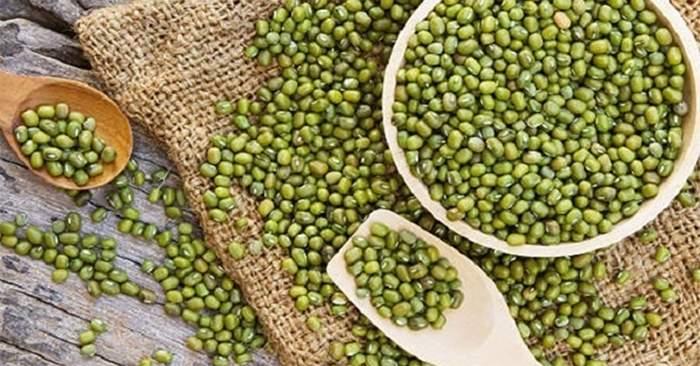 Giải độc, làm đẹp từ đậu xanh