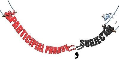 Cụm phân từ (Participle phrase) trong tiếng Anh