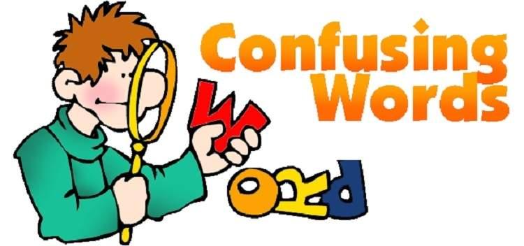 Những cụm từ dễ nhầm lẫn khi học Tiếng Anh