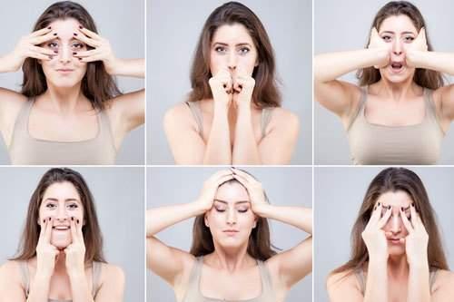 Bài tập yoga đơn giản giúp cho khuôn mặt thon gọn