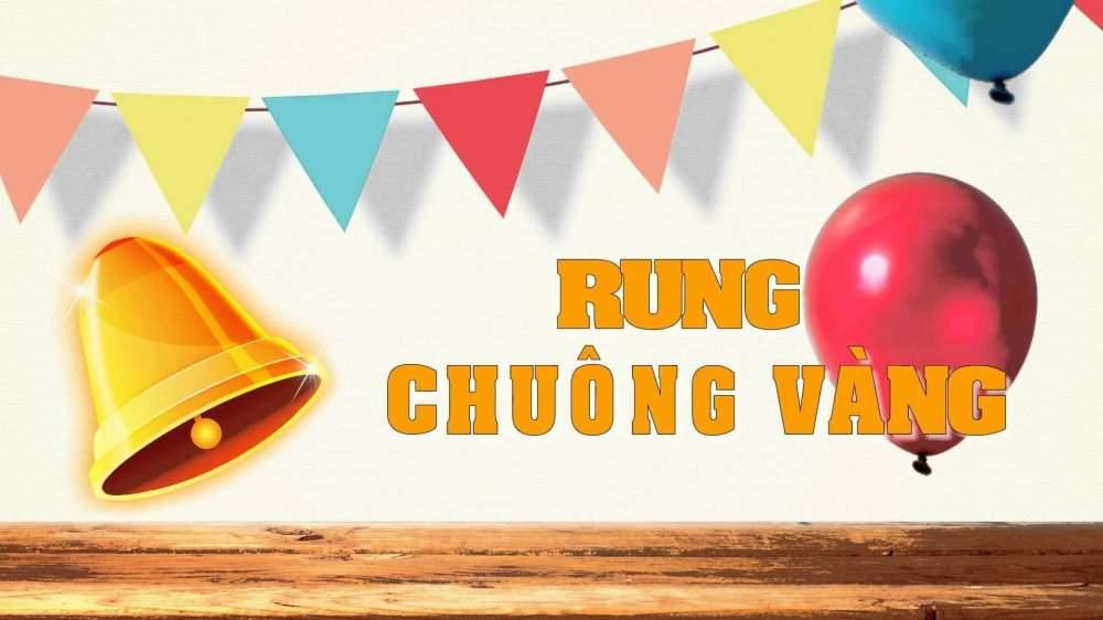 Thể lệ cuộc thi Rung Chuông Vàng