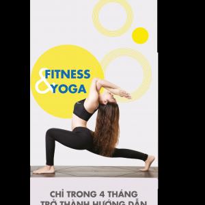 YOGA & FITNESS TRÁI TIM VÀNG
